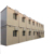 modular prefabricated cnoteiner prefab light steel metal structure frame flat pack shipping cnotainer  house in mauritius