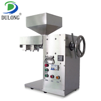 DL-ZYJ10 stainless steel automatic cold press mini oil press machine
