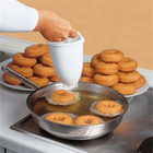 2020 hot sell diy donut maker light donut making artifact fast easy donut mould waffle doughnut machine kitchen pastry tools