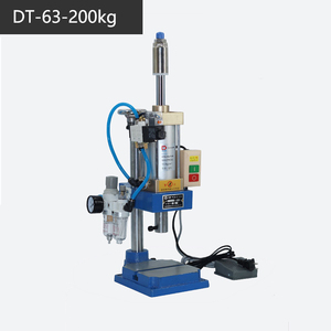 Pneumatic punching machine 200kg 63 type bench press high precision riveting machine punch press machine