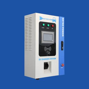 CE certified 20KW super DC EV fast charger for CHAdeMo car with rapid charging