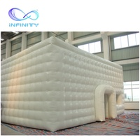 Hot selling large wedding inflatable bubble tent inflatable party tent inflatable venue outdoor display Marquee tent for sale