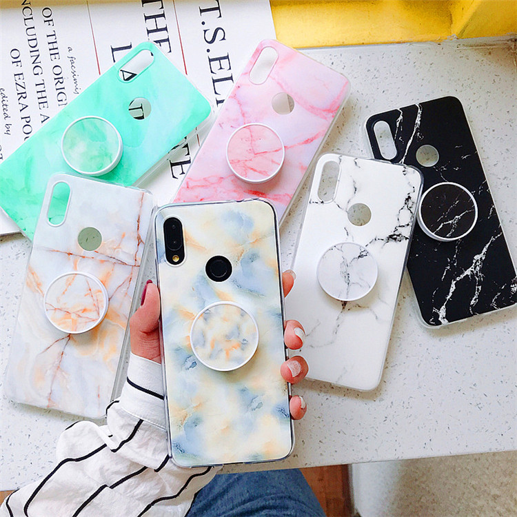 Anti-Slip Marble Design IMD TPU Gel Rubber Silicone <strong>Phone</strong> Case Skin Cover For Xiaomi