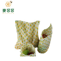 New design wholesale sustainable eco friendly recycle products beeswax storage for food wrap bag