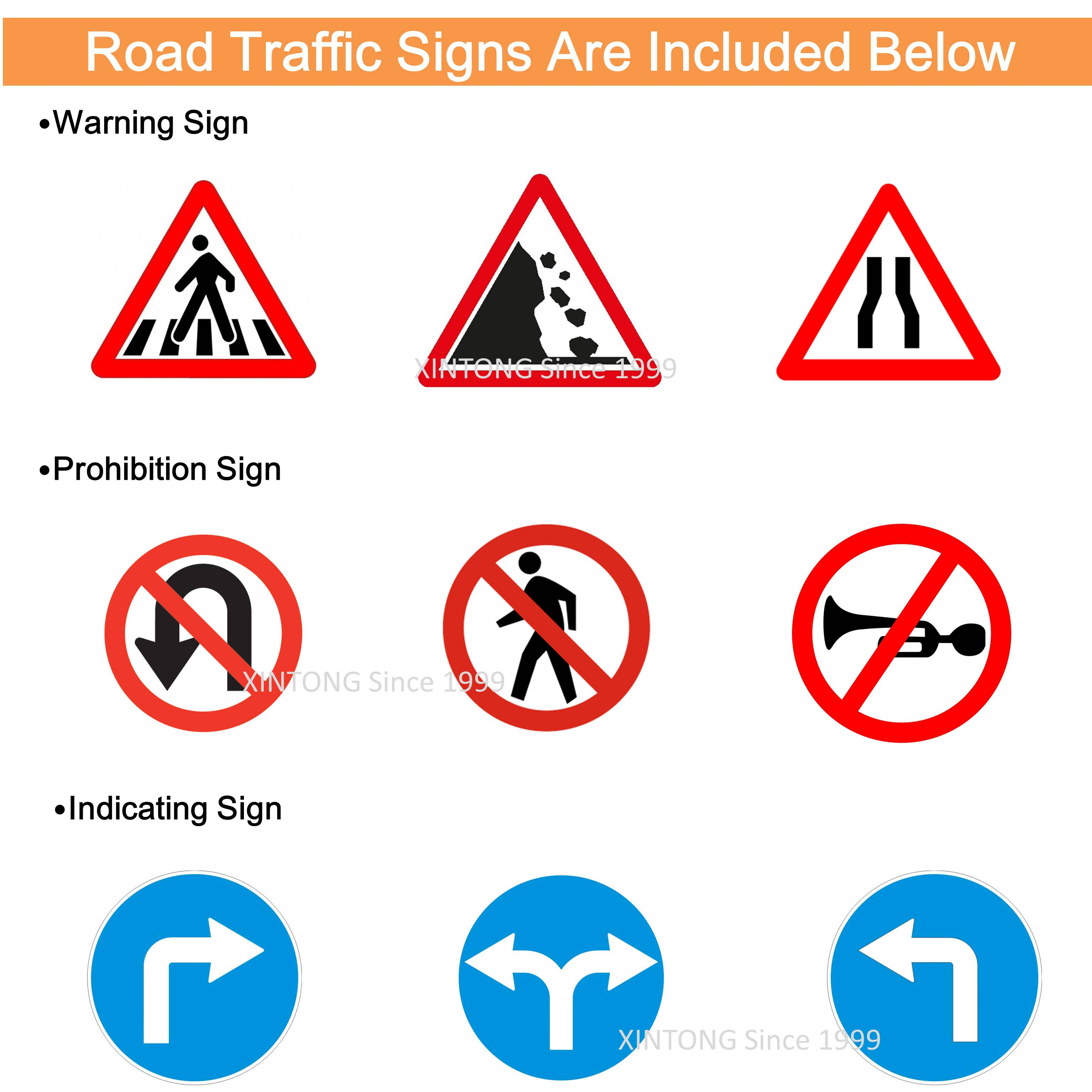 Autobahn Parkplatz Sicherheit Verkehrs Control Road zeichen Warnung led zeichen