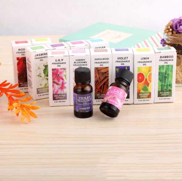Private Label essential oil set Perfumes 100%Pure Natural  Essential Oil perfume oil