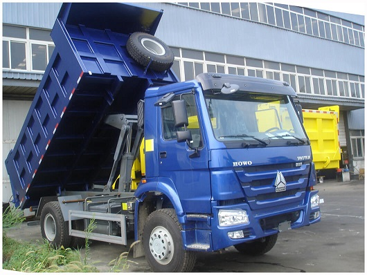 Sinotruck /Howo high quality light 4x2 dump truck 226hp/290hp for sale