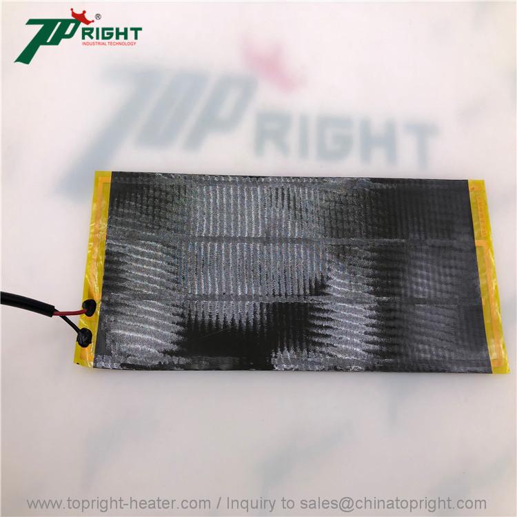 Yancheng Topright personalizado quente e macio filme de Grafeno aquecedor elemento de aquecimento elétrico
