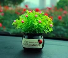 Украшение для автомобиля, ароматерапия с парфюмом в горшке, украшение для салона автомобиля, украшение для гостиной, спальни(Китай)