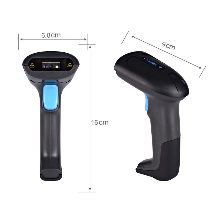 Cheaper 2d qr reader manufacturer oem bluetooth wireless barcode scanner