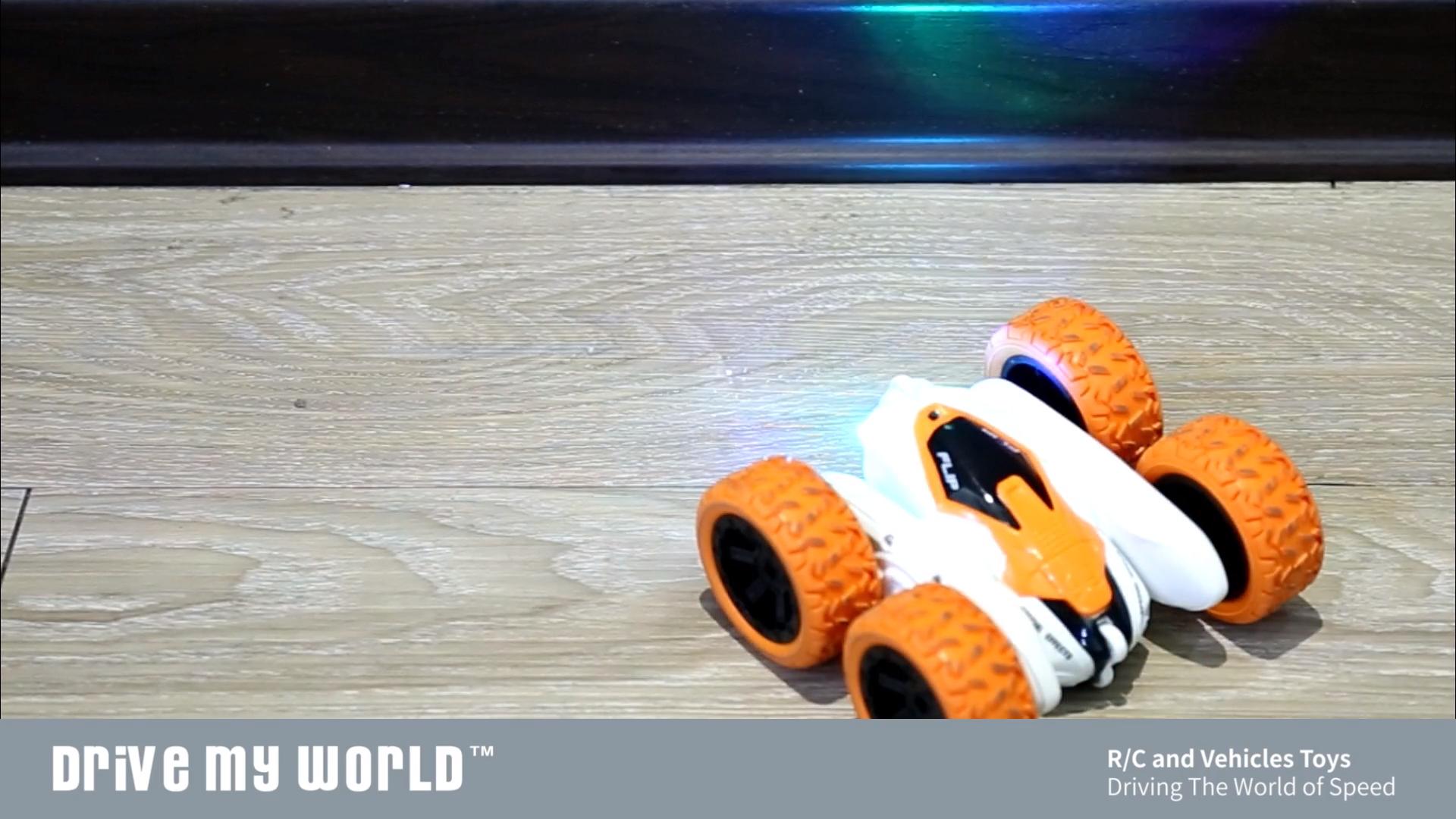 2021 Kids Off Road Rock Crawler 360 Degree Rotating Stunt Watch Remote Control RC Car Radio Control Toy