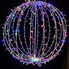 Motif Light LED Bulb/Copper Wire Bulb Christmas Craft Ball For Garden Decoration