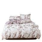 Bedding Sets 100% Cotton Bedding Luxury Sets Print Bed Sheet