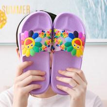 2020 женские тапочки на плоской подошве; Женские милые удобные туфли с бантом на платформе; Женская прозрачная пляжная обувь с открытым носко...(Китай)
