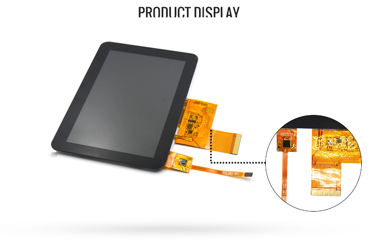 5'' tft lcd touch screen