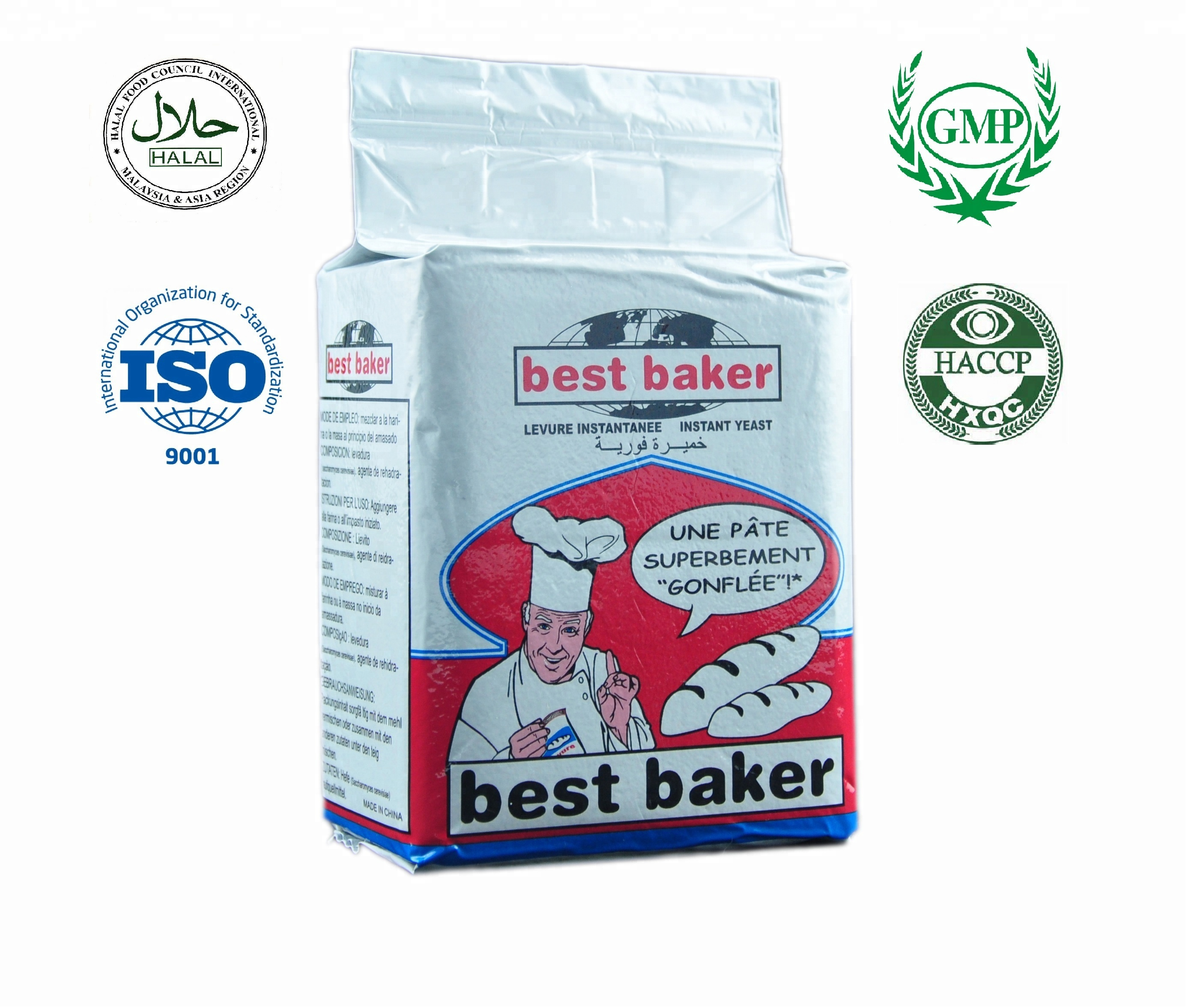 Hot Selling Excellent Quality Instant Dry Yeast