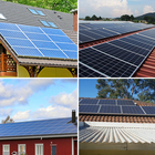 High Quality 100Kw 150Kw Home Lighting Kit Hybrid Residential Plant Power Solar Energy System
