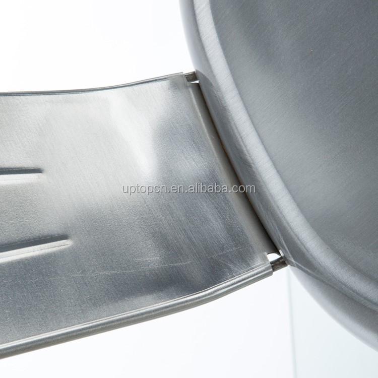 product-Uptop Furnishings-Sample design wood seat metal frame chair-img-2
