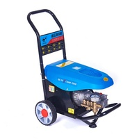 Portable 1.8KW 100bar electric power plant high pressure washer water pump cleaner jet cleaner high pressure water for household
