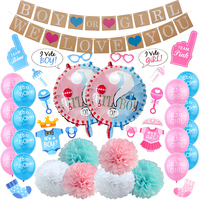 Party kid Supplies Set Event Party Supplies Happy birthday sets Kids Birthday Party Supply Set Gender Reveal Balloon