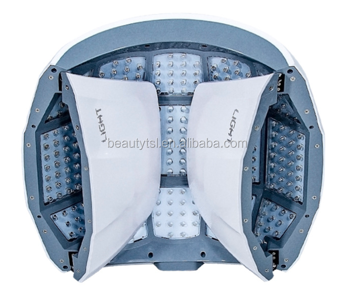 TSL-1127E PDT led 9 Photodynamic Therapy  PDT LED U Shape Face Mask for Acne Skin Treatment Machine