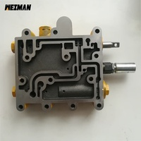 Gearbox Hydraulic Shift Control Valve 12C2363 For Wheel Loader ZL50C/CLG856/CLG855N/ZL50CN