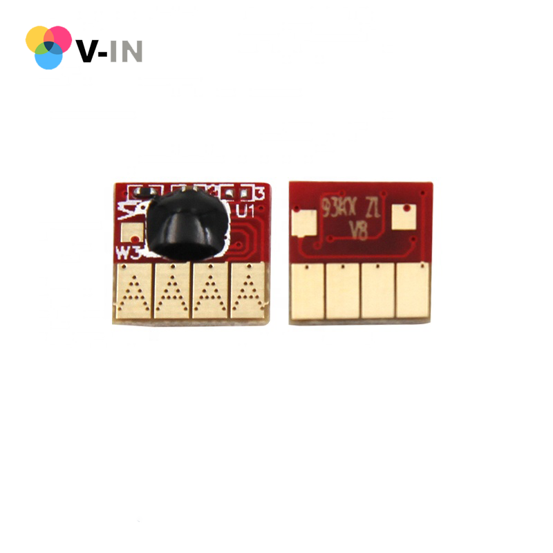 711 Cartridge Chip For HP 711 Auto Reset Chip For HP Designjet T120 T520 Printer