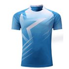 Competitive price to custom athletic dry fit t shirt printing dye sublimation promotional shirt