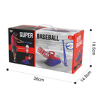 Outdoor Toy Huiye Plastic ABS Outdoor Sports Games Baseball Training Toy For Boys