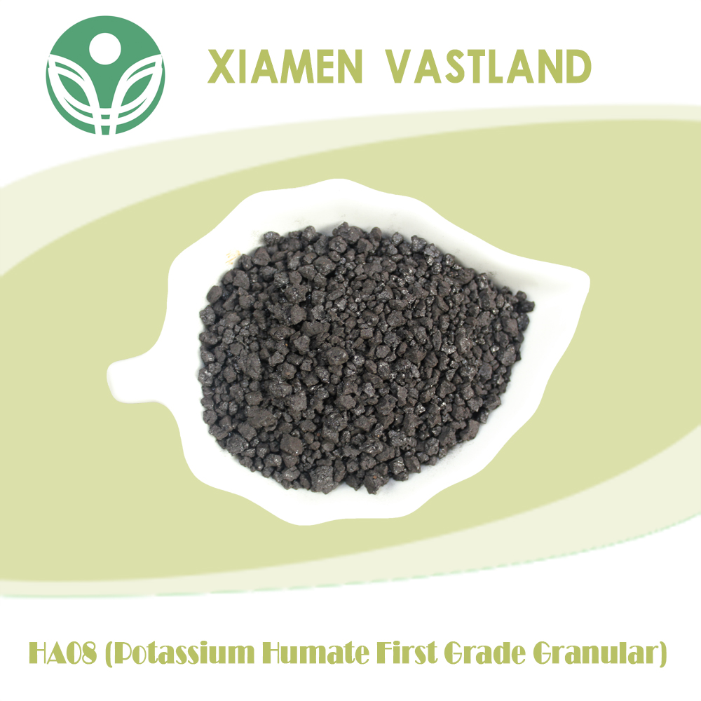 Water Soluble Super Potassium Humate PLANTA-HA08