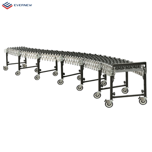 Industrial Expandable Gravity gravity roller&wheel conveyor