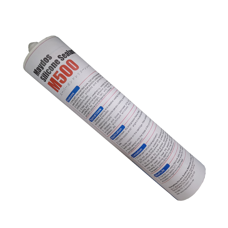 Maydos High Strength <strong>Waterproof</strong> <strong>Glass</strong> Silicone <strong>Sealant</strong> for Granite Sealer