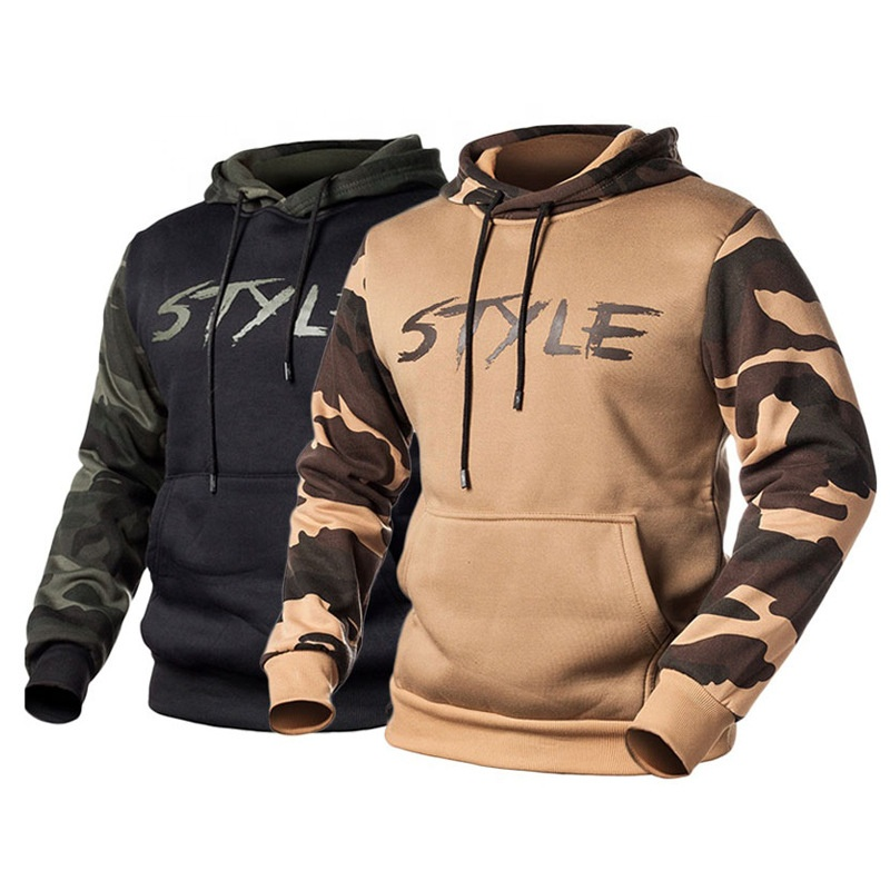 China factory seller men camo <strong>hoodies</strong> ready to ship <strong>hoodies</strong> cotton polyester men hoodie sweatshirt