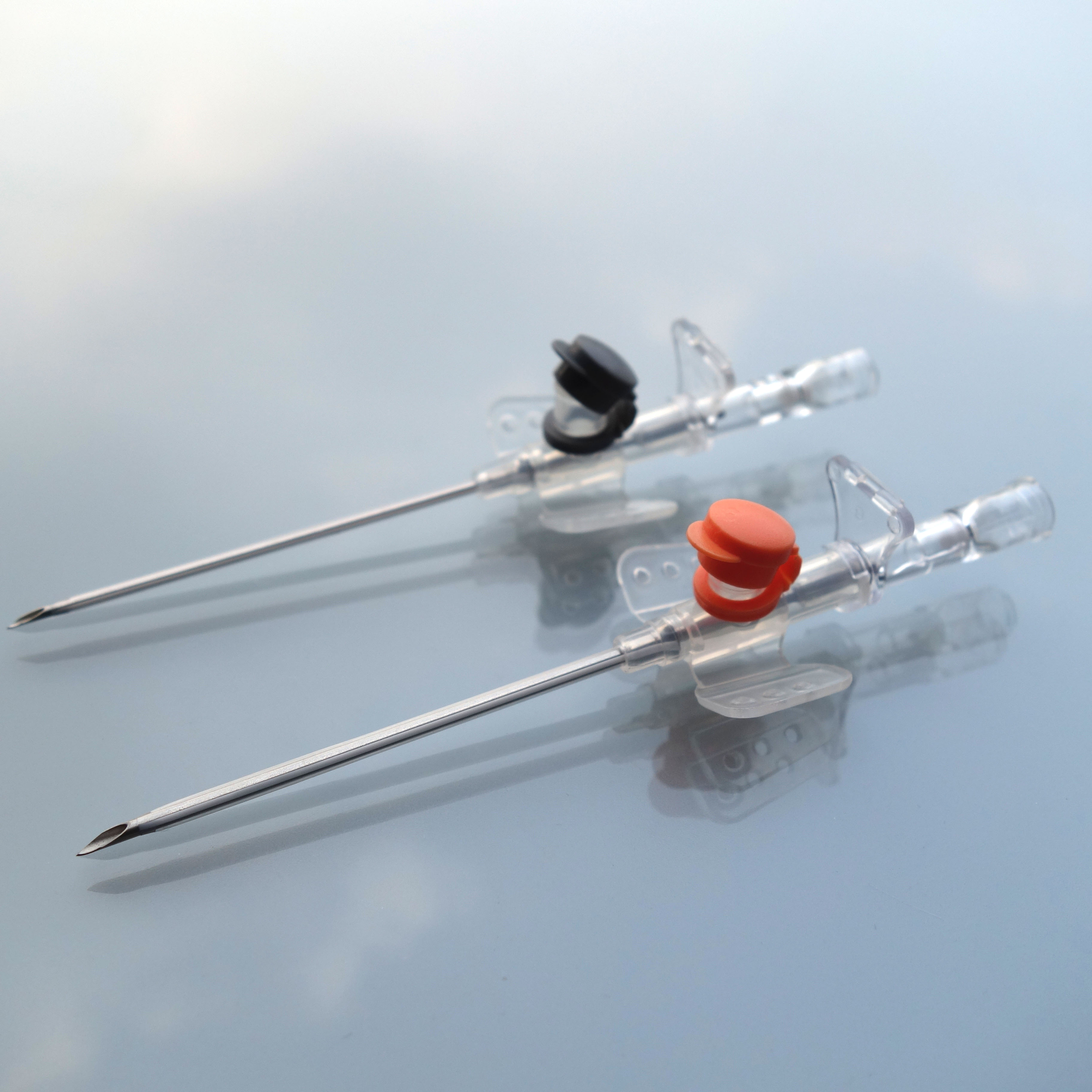 for sale IV cannula with Drug feeding mouth and Indwelling needle