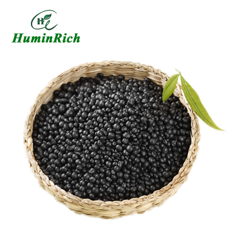 """HuminRich Huplus"" High Utilization Nitrogen Fertilizer Blackgold Humate Urea Production Plant"