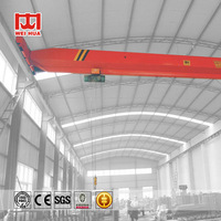 10 ton industrial hoist bridge crane