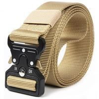 Camping Hiking Traveling Durable Multi-functional Tool Belt With High Click