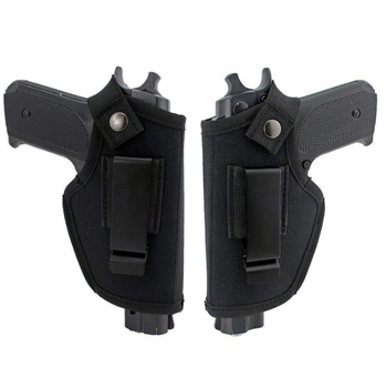 Custom IWB concealed gun carry holster tactical military black pistol holster