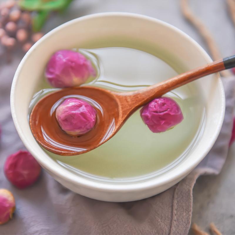 Shanghai Herbary Wholesale Dry Flower Tea Dried Peony Bud Tea - 4uTea | 4uTea.com