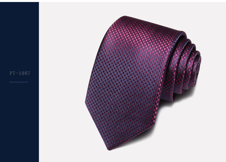 Wholesale Jacquard  woven ties for men custom logo ties party Wedding gift