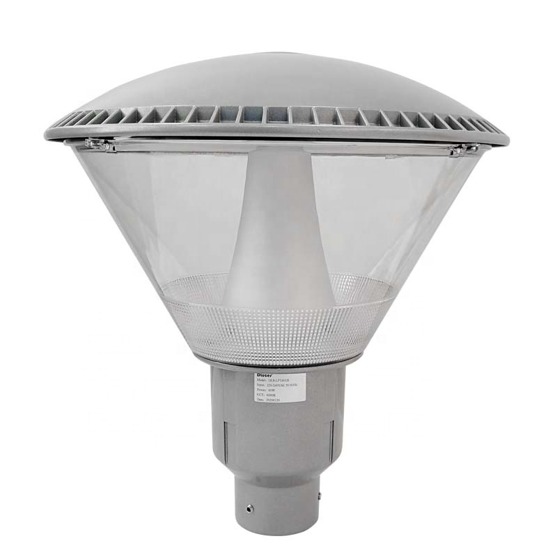 CE IP66 protection level and led light type park lamp garden light