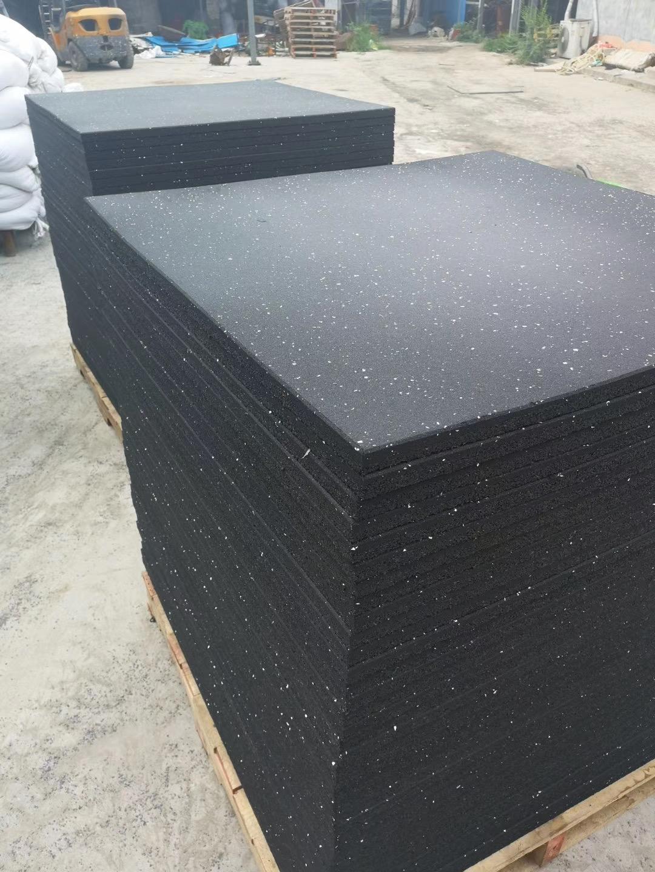 Factory Price Gym Interlock Rubber Flooring Tiles Sports Rubber Puzzle Mats