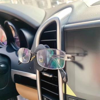 New car accessories 2020 smart gadget glass mount holder in car for sun glass