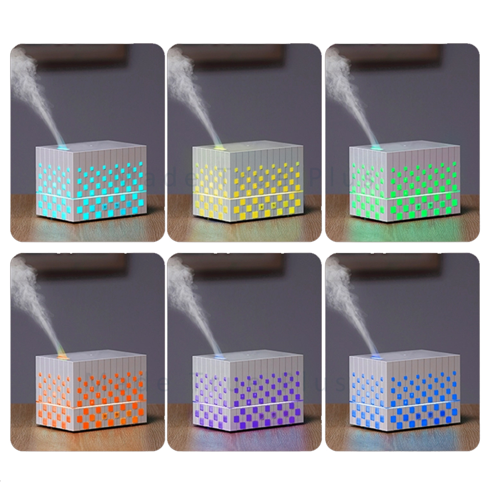 <strong>Portable</strong> <strong>humidifier</strong> ultrasonic air 220ML USB 7 color LED Light mini Diffuser Aroma <strong>Humidifier</strong>