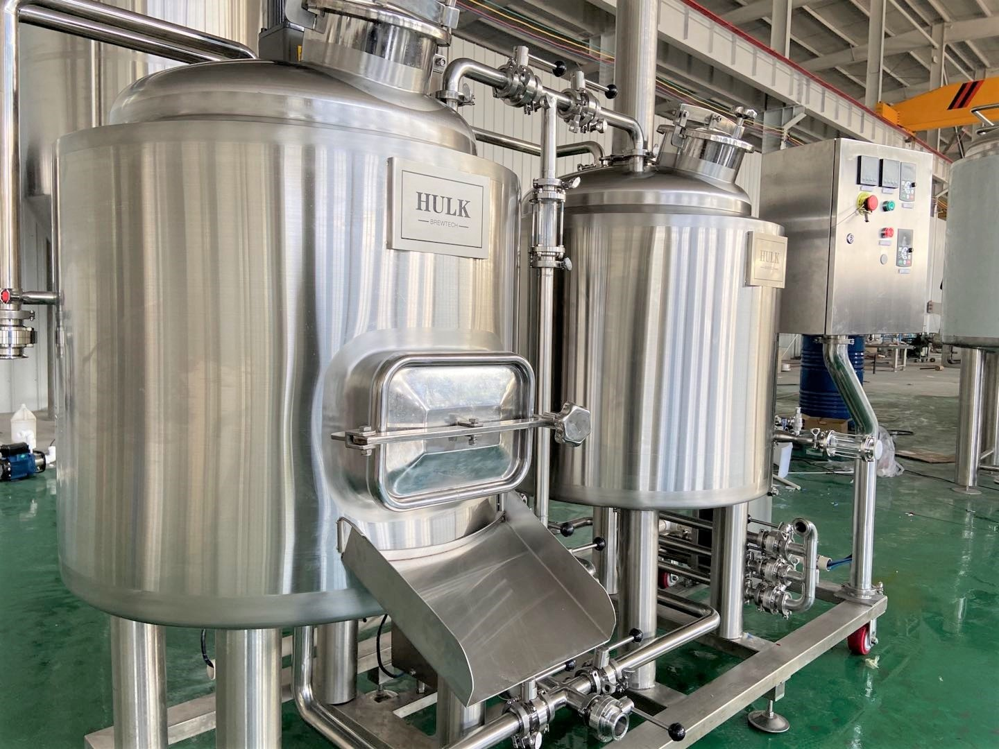 100L 200L brewhouse system