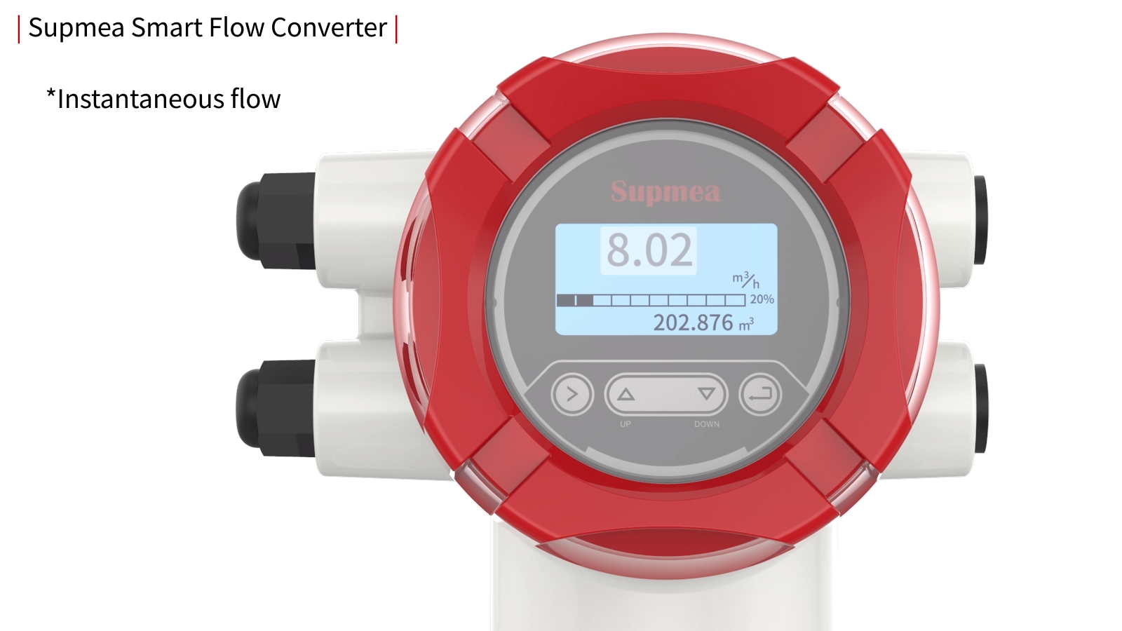 مقياس تدفق المياه الرقمي الصغير من modbus مضخة مياه لخط أنابيب التحكم السائل 2 4 8 بوصة مقياس التدفق المغناطيسي الكهرومغناطيسي