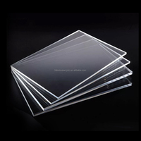 Custom acrylic sign board size extruded clear acrylic shelf plexiglass sheets acrylic clear plastic sheets