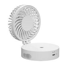 Портативный складной спрей вентилятор воды электрический USB перезаряжаемый портативный мини охлаждающий воздух вентилятор кондиционер ув...(Китай)