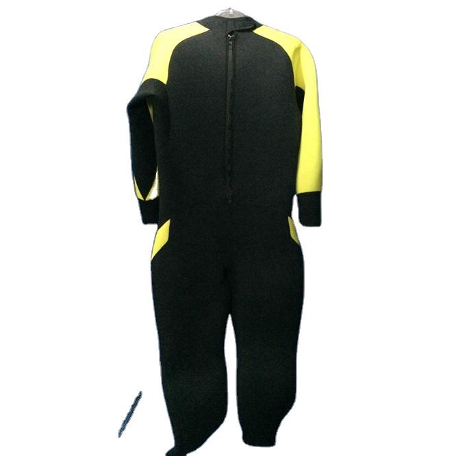 Mens 4 3 MM yamamoto neoprene wetsuit custom diving surfing wetsuit