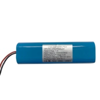 LiTech 2S2P 7.4v lipo battery 6.7Ah Battery Pack for electric tools